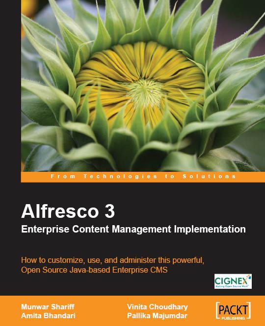 Review : Alfresco 3 Enterprise Content Management Implementation